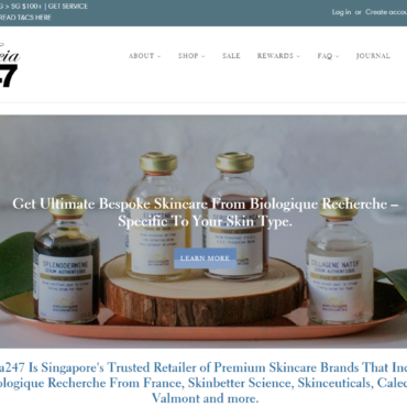 freia247 is sinngapore's trusd retailer of premium skincare brands that includes biologue recherche from france. skinbetter science, skinceuticals, calecium ,valmont and more
